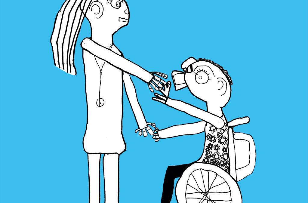 3 décembre — Journée internationale des personnes handicapées