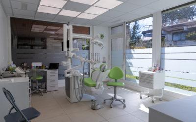 Un cabinet dentaire flambant neuf